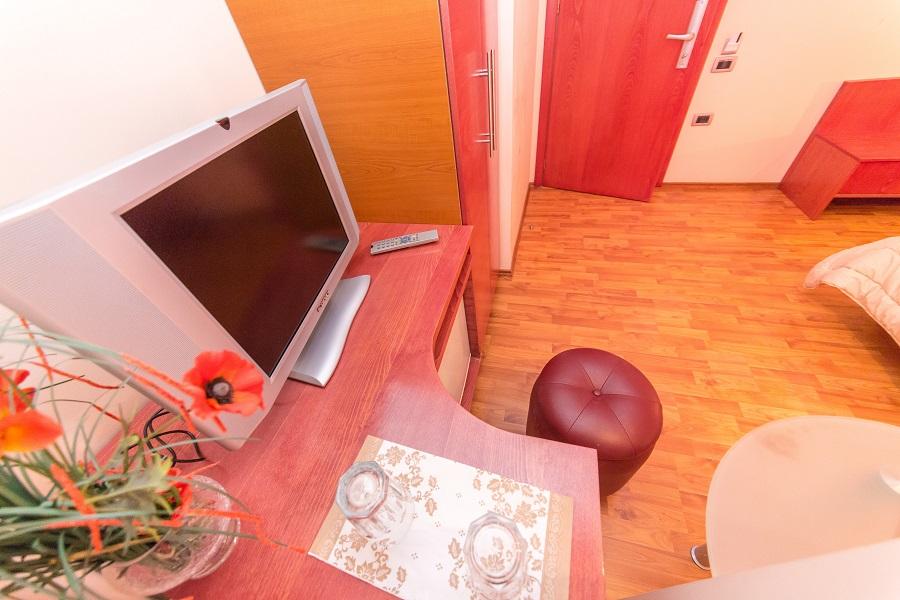 Standart Double Twin Room With No Balcony Hotel